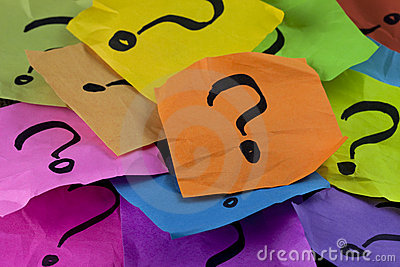 Preguntas o concepto de la toma de decisión