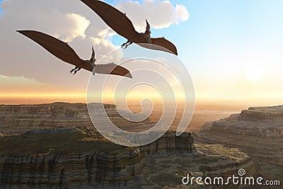 Prehistoric Canyon