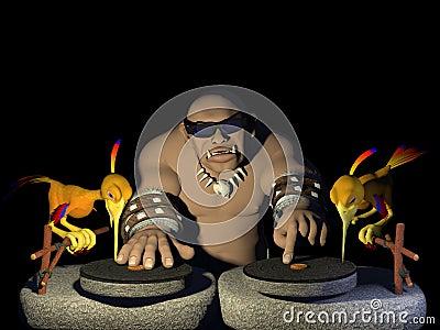 Prehistoric DJ