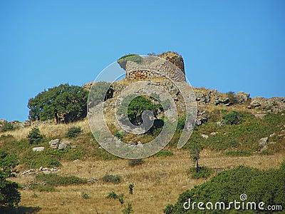 Prehistoric monument - Italy