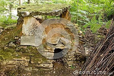 Prehistoric oven