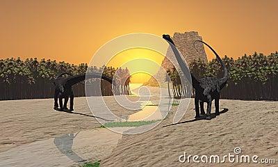 Prehistoric River