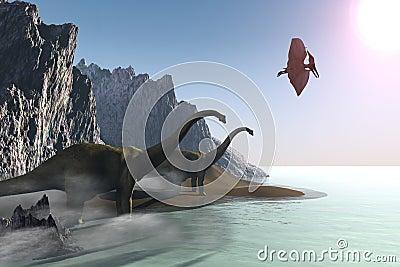 Prehistoric World