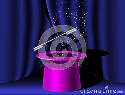 premier chapeau de magicien stock illustrations vecteurs clipart 51 stock illustrations