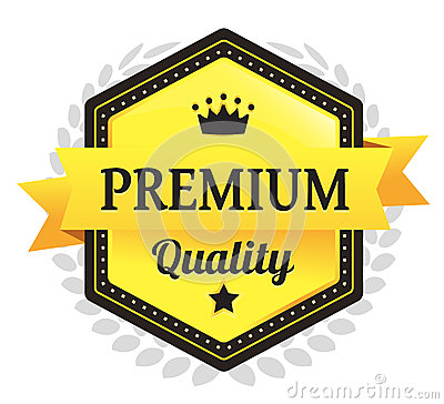 Premium Quality Ecommerce Badge