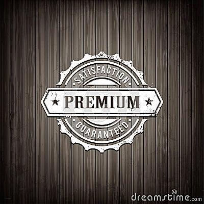 Premium quality emblem
