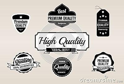Premium Quality & Guarantee Retro Labels Collection