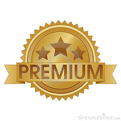 Free Premium Seal EPS Royalty Free Stock Images - 16109419