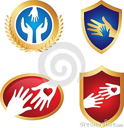 Premium Social Care Logos