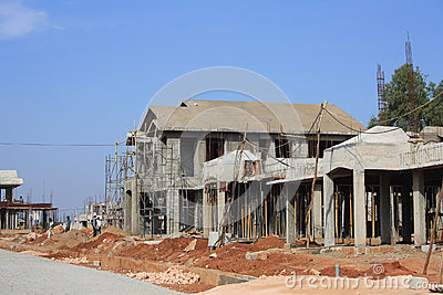 Premium Villa Under Construction