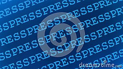 Prensa y media