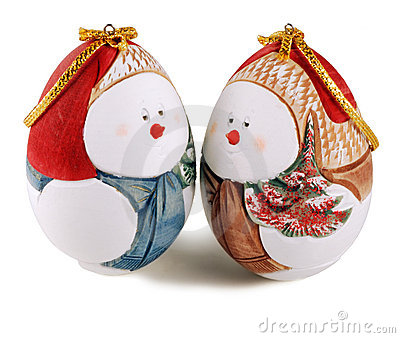 Preparation for christmas, decorations