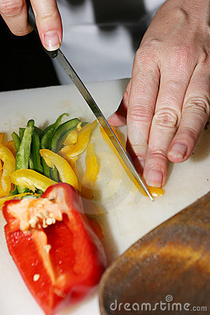 Free Preparation Of Food Stock Photography - 378852