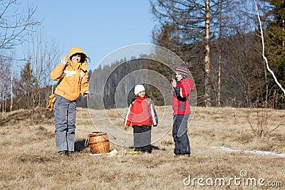 Preparation picnic