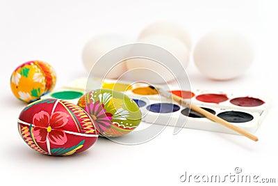 Preparations for Easter celebration