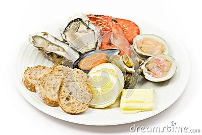 Prepared Shellfish