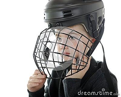 Preparing for Hockey