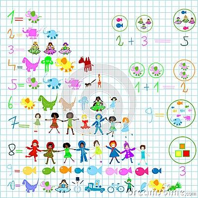 Preschool elements