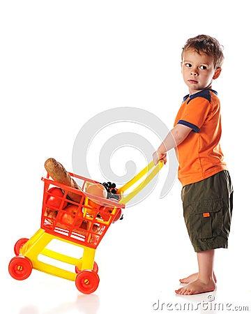 Preschool Shopper