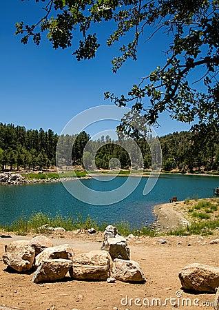 Prescott Lake Summer
