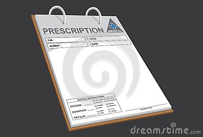 Prescription Notes