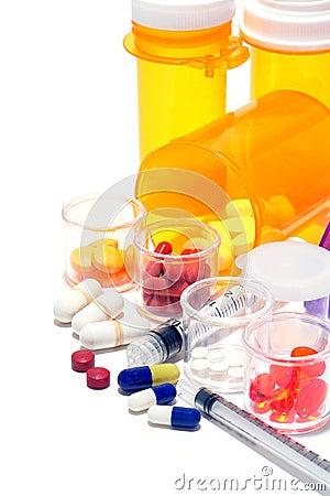 Prescription Pills and Medicine Medication Drugs
