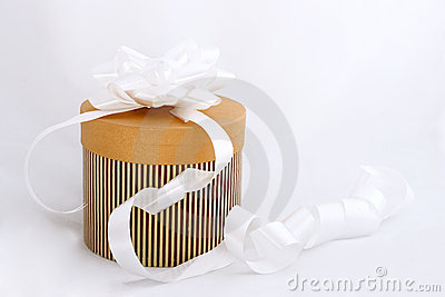 Present with bow isolated