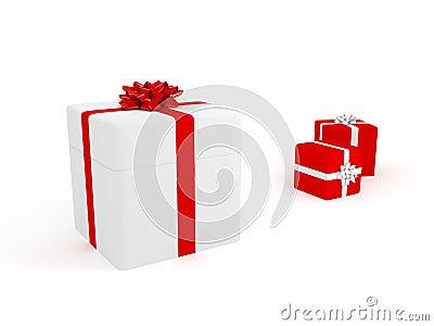 Present box (more variants on my portfolio)