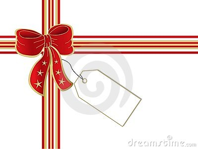 Present with card