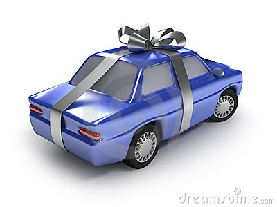 Present cyan auto