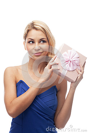 Present for me?