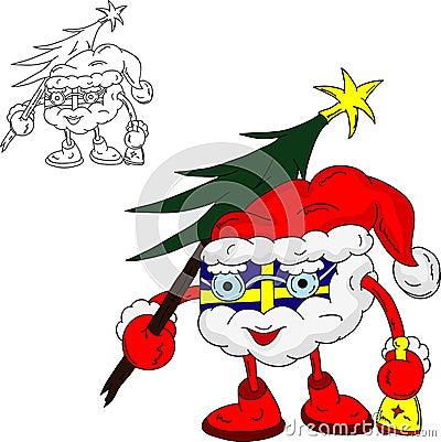 Present Santa Claus