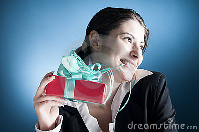 Present with a special ocasion