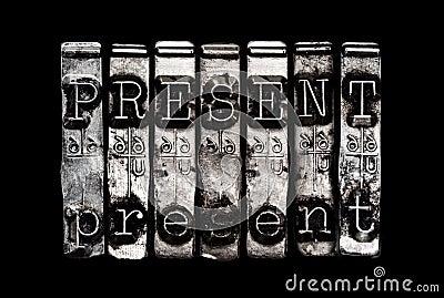 Present time concept