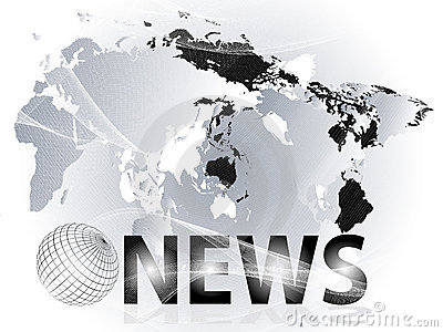 Presentation of news