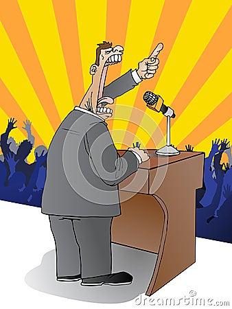Presentation speech