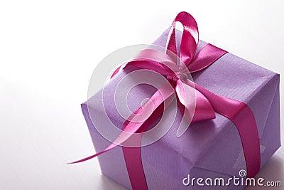 Presente rosado