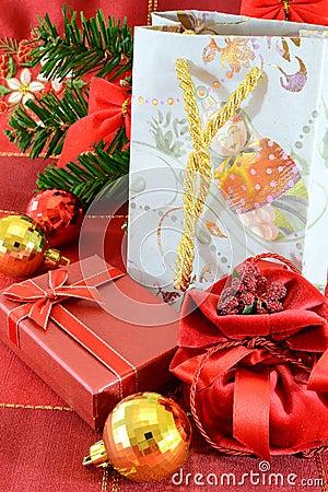 Presentes do Natal