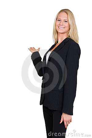 Free Presenting Stock Photography - 2687972