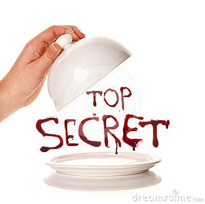 Presenting a top secret