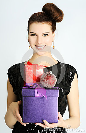 Presents Royalty Free Stock Photography - Image: 26981097