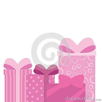 presents background