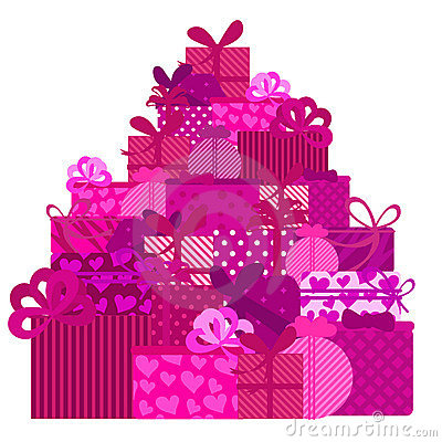 Presents - birthday, occasion, party