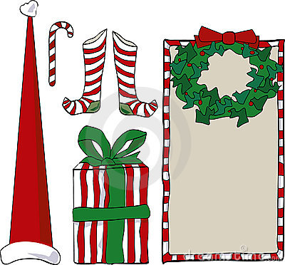 Presents and gift tags