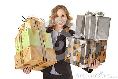 Presents gifts woman