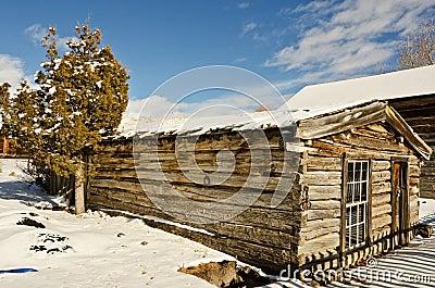 Preserved Log Cabin