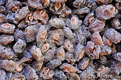 Preserved plum