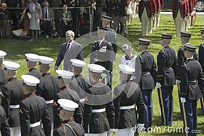 President George W. Bush Editorial Stock Image