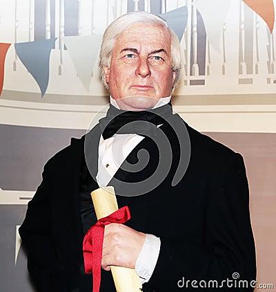 President Millard Fillmore Editorial Stock Photo