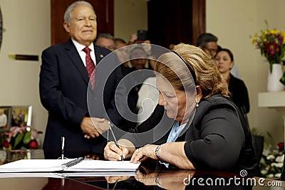 Presidente Presenta Sus Condolencias En Embajda De Cuba Free Public Domain Cc0 Image